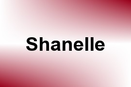 Shanelle name image