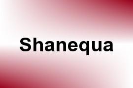 Shanequa name image