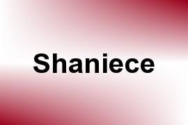 Shaniece name image