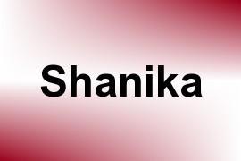 Shanika name image