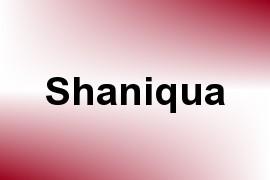 Shaniqua name image