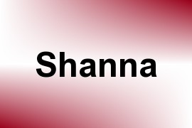 Shanna name image