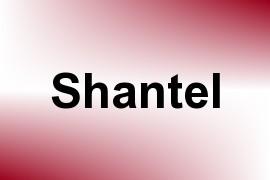 Shantel name image