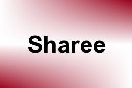 Sharee name image
