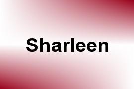 Sharleen name image