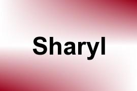 Sharyl name image