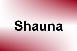 Shauna name image