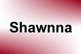 Shawnna name image