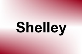 Shelley name image
