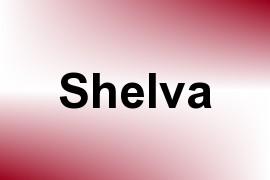 Shelva name image
