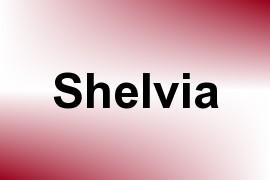 Shelvia name image