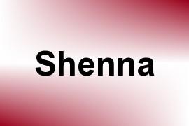 Shenna name image
