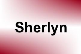 Sherlyn name image