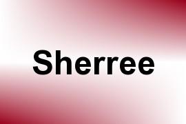 Sherree name image