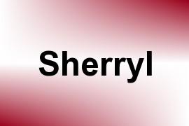 Sherryl name image