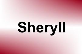 Sheryll name image