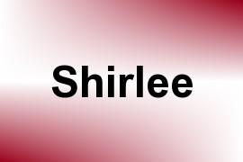 Shirlee name image