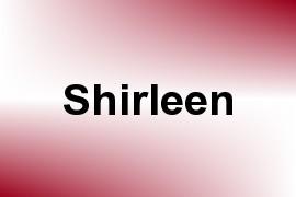 Shirleen name image
