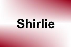 Shirlie name image