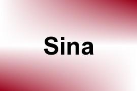 Sina name image
