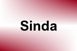 Sinda name image