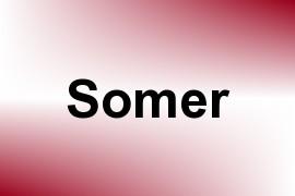 Somer name image