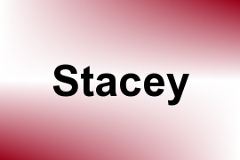 Stacey name image
