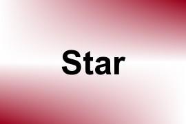 Star name image
