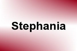 Stephania name image