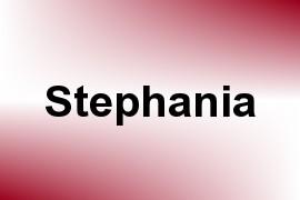 Stephania name image