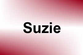 Suzie name image