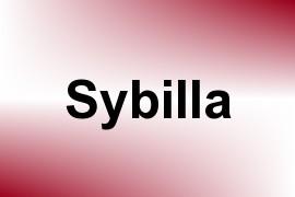 Sybilla name image