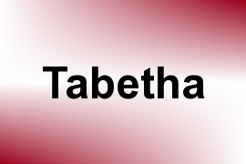 Tabetha name image