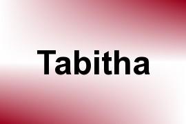 Tabitha name image