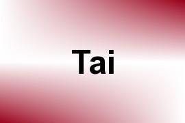 Tai name image