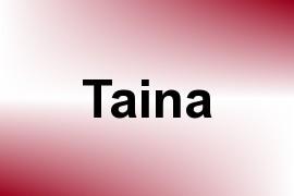 Taina name image