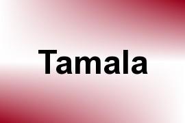 Tamala name image