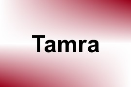 Tamra name image
