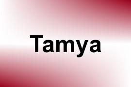 Tamya name image