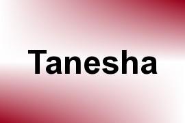 Tanesha name image