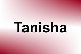 Tanisha name image