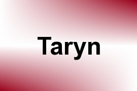 Taryn name image