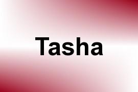 Tasha name image