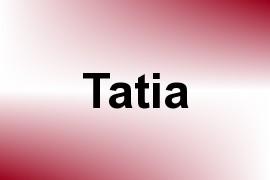 Tatia name image