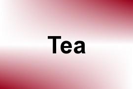 Tea name image
