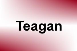 Teagan name image