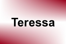 Teressa name image
