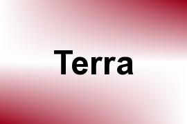 Terra name image