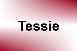 Tessie name image
