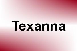 Texanna name image